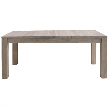 Masa din lemn brad 140 x 140 x 78 cm DISD742140118