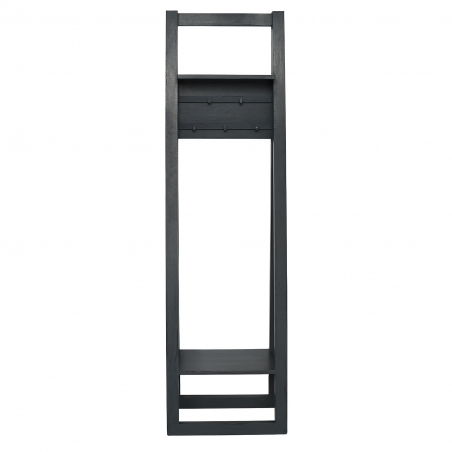 Mobilier hol din lemn brad 60 x 40 x 210 cm DISD771118