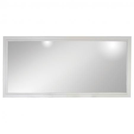 Oglinda vintage cu rama din lemn brad 184 x 86 x 4 cm DISD685218