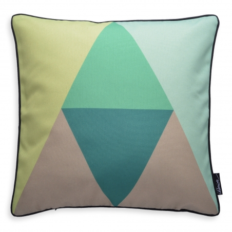Perna decorativa Geometric Winter Forest III 45 x 45 cm INTPWIF5031217